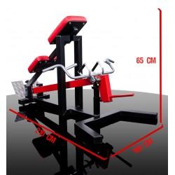 Hammer banc de musculation avec un support pour poitrine PM33